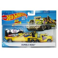 Hot Wheels Rumble Road, Multi Color