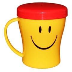 Myesha Home Sumo Mug with Cap Multi Color