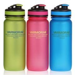 Varmora Splash Tritan Water Bottle Set, 650ml, Set of 3, Multicolour