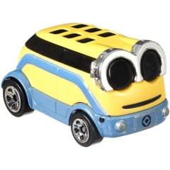 Hot Wheels Despicable Me 3 Minion Dave Character Car, Multi Color