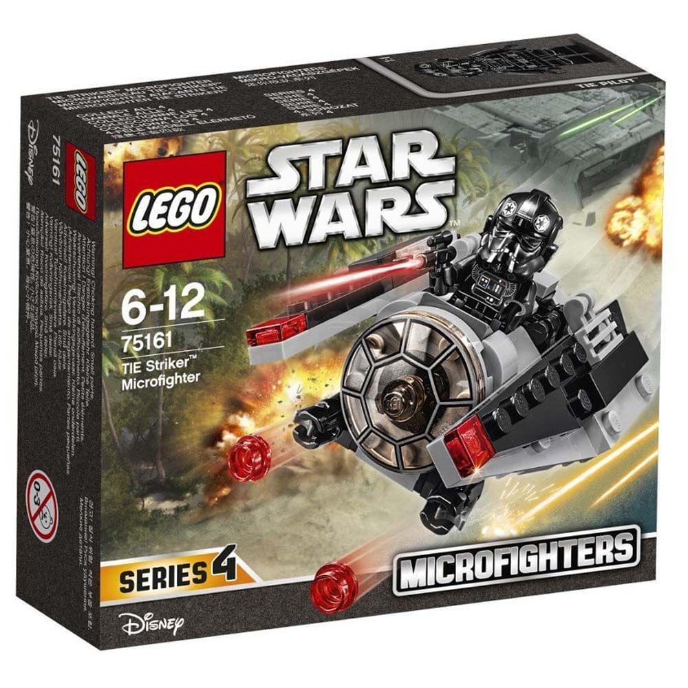 Lego TIE Striker Microfighter, No 75161