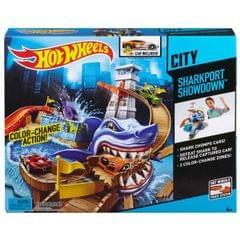 Hot Wheels Color Shifters Sharkport Showdown, Multi Color