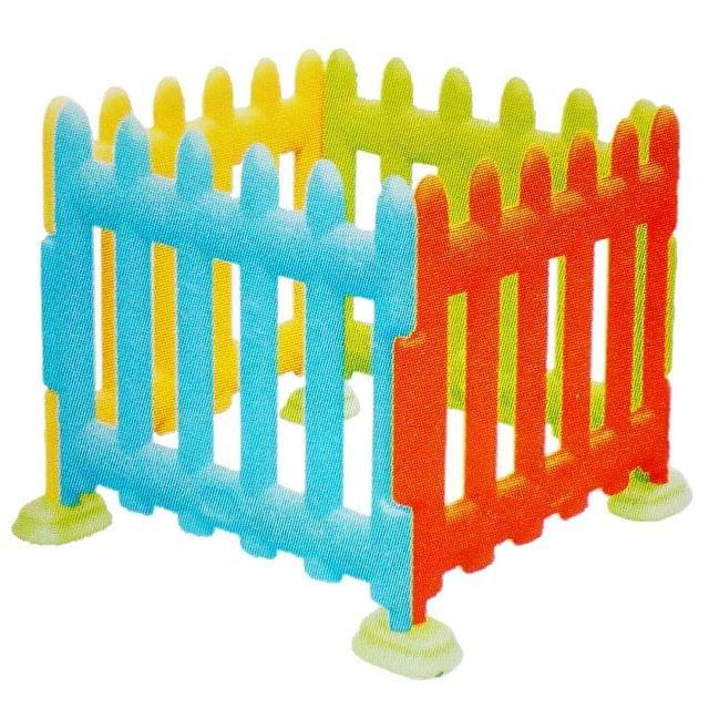 Little Finger Play Junction 4 pcs, Multi Color