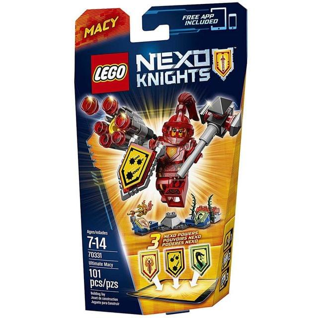 Lego Ultimate Macy, No 70331