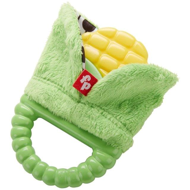 Fisher Price Sweet Corn Silicon Teether, Multi Color
