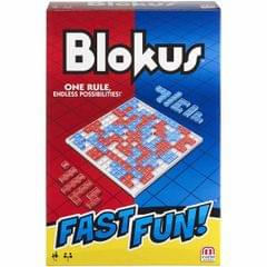 Mattel Blocks Fast Fun Game, Multi Color