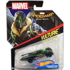 Hot Wheels Marvel Character Cars, Vulture Car Multi Color