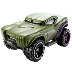 Hot Wheels Marvel Character Cars, Hulk Car Multi Color