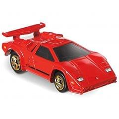Hot Wheels Lamborghini Series Cars, Lamborghini Countach Multi Color