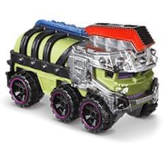 Hot Wheels Marvel Thor Ragnarok Character Cars, Gladiator Hulk Car Multi Color