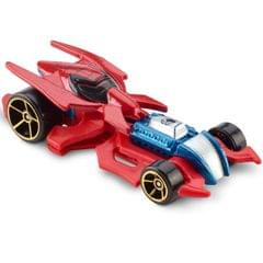 Hot Wheels Marvel Character Cars, Spider Man Car Multi Color