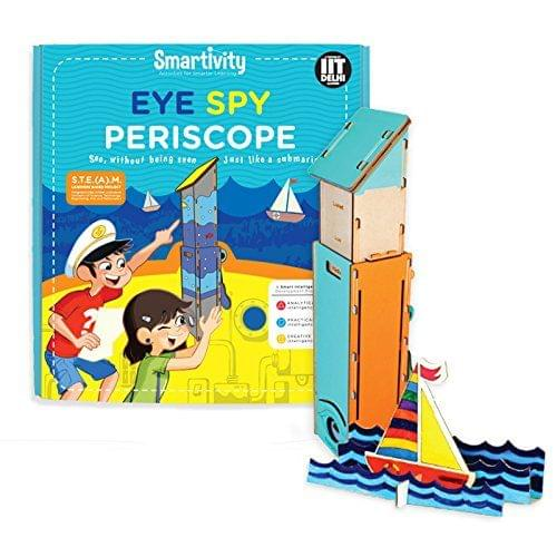 Smartivity Eye Spy Periscope, Multi Color