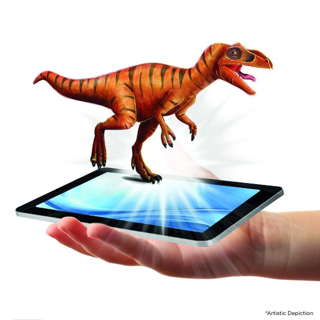 Smartivity Edge Scary Dino Allosaurus  Magic Jigsaw Puzzle, Multi Color