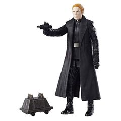 Star Wars General Hux Force Link Figure, Multi Color