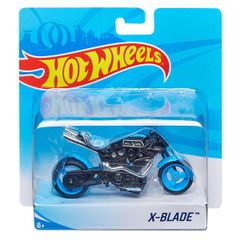 Hot Wheels X-Blade Race Bike, Multi Color