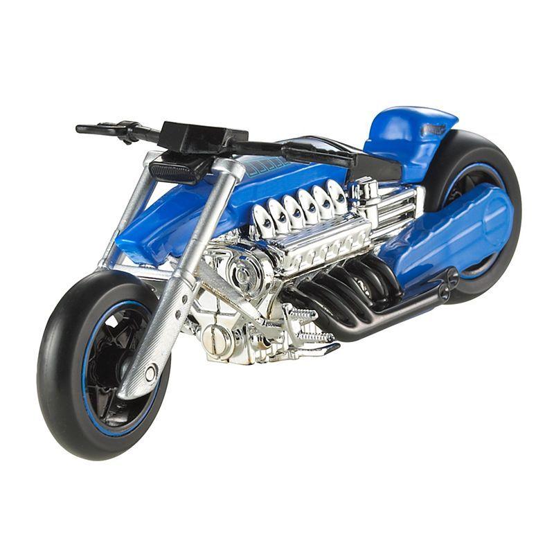 Hot Wheels Ferenzo Race Bike, Multi Color