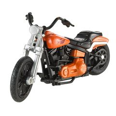 Hot Wheels Rollin Thunder Bike, Multi Color