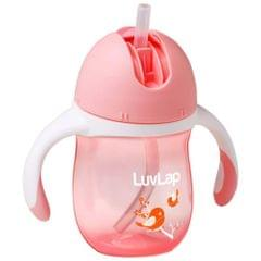 LuvLap Birdie Sipper 160ML, Pink Color