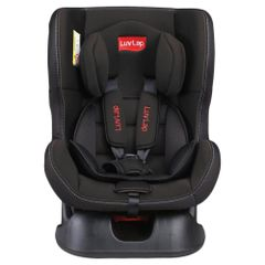 LuvLap Sports Baby Car Seat, Black Color