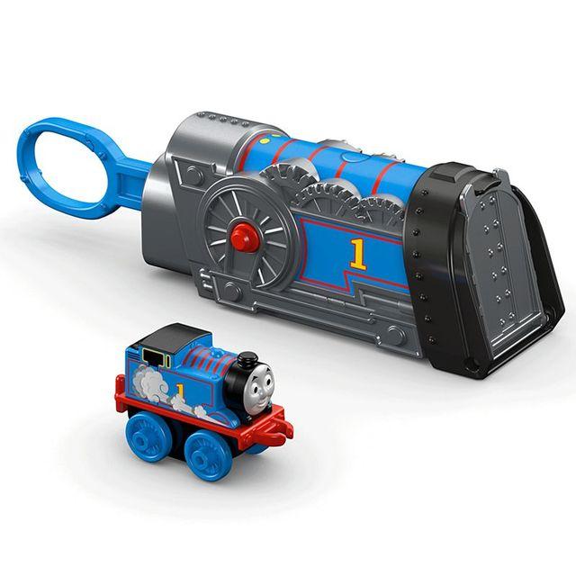Thomas & Friends Minis Thomas Launcher, Blue Color