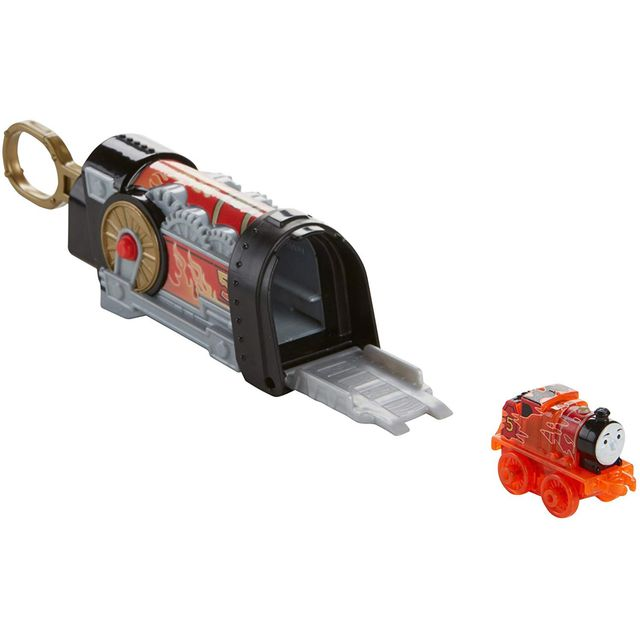Thomas & Friends Minis James Launcher, Red Color