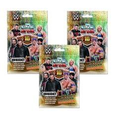Topps WWE Slam Attax 10 TCG Collection, Pack of 3