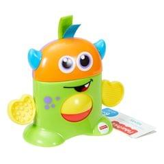 Fisher Price Tote Along Monsters Harvey, Multi Color