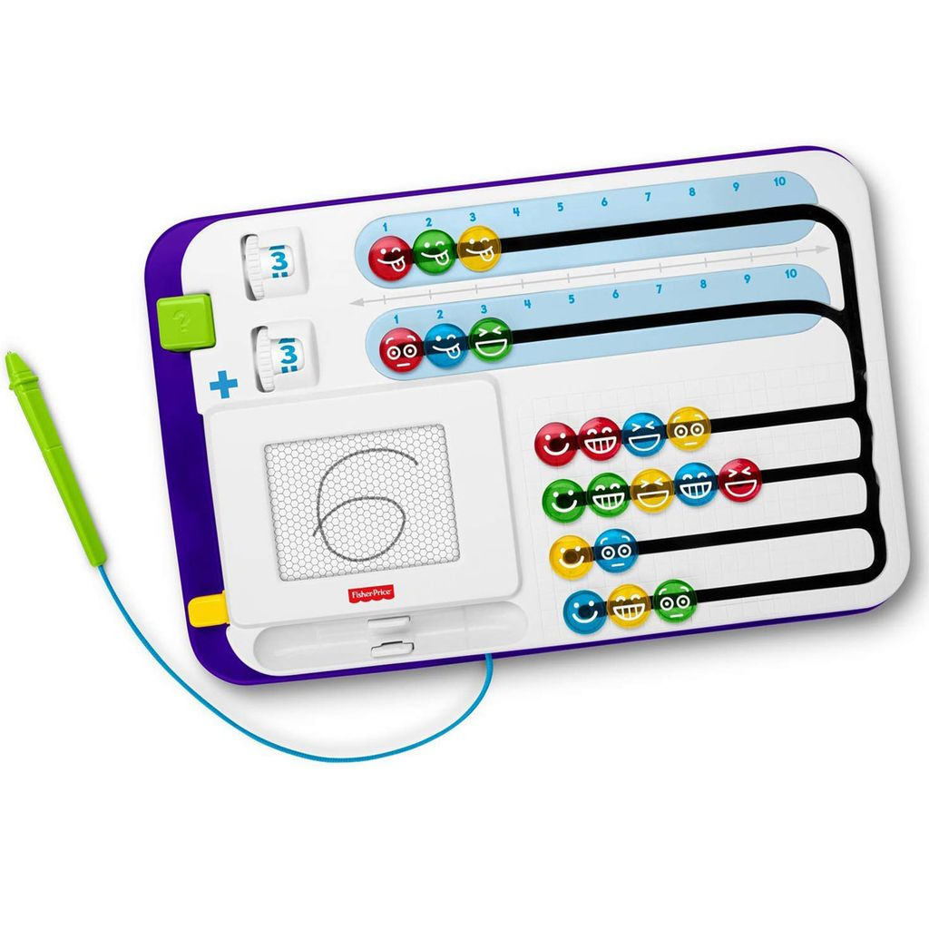 Fisher Price Think and Learn Count and Add Math Centre, Multi Color