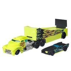 Hot Wheels Super Rig Rock N Race, Multi Color