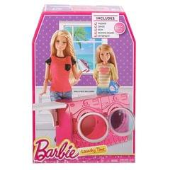 Barbie Laundry Large Story Starter, Multi Color
