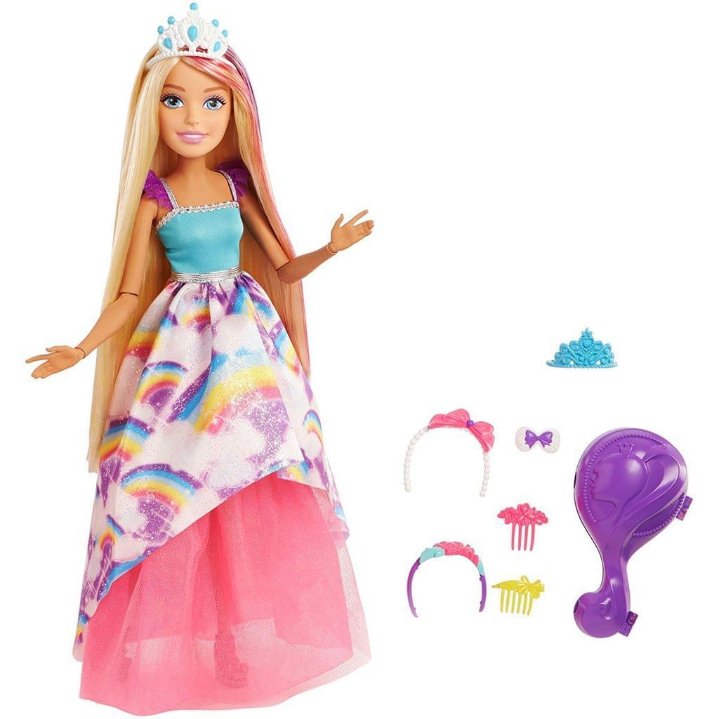 Barbie Dreamtopia 17 Inch Princess Doll, Multi Color