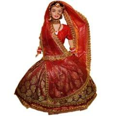 Barbie Wedding Fantasy 12 Inch Barbie Doll, Red Color