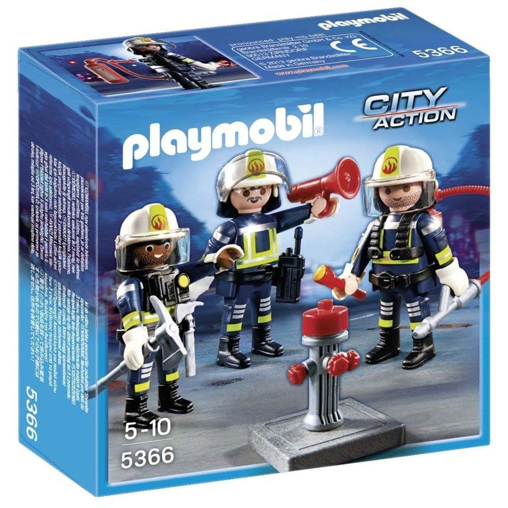 Playmobil Fire Rescue Crew, Multi Color