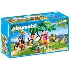 Playmobil Biking Trip, Multi Color
