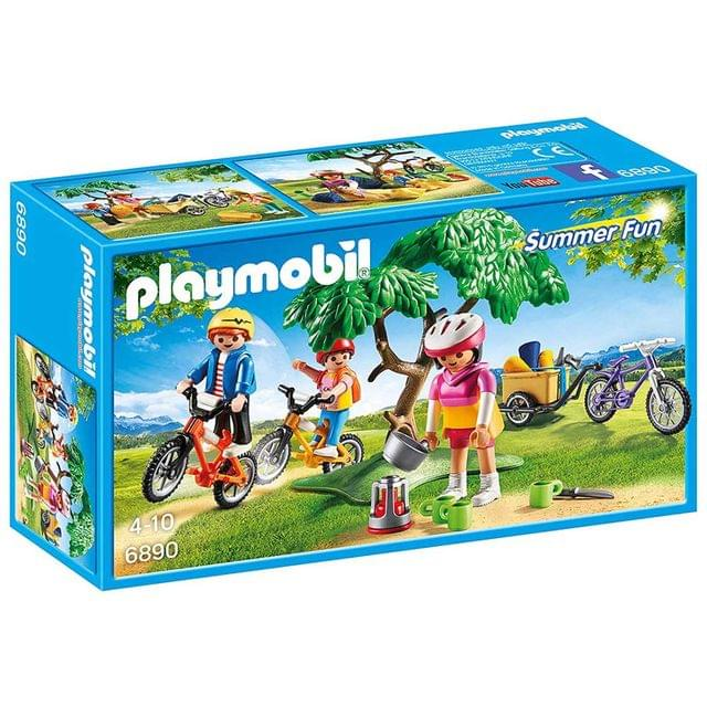 Playmobil Biking Trip, Multi Color