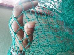 "Bird Net, Balcony Net, Fish Pond Net, Anti Bird Net, Pigeon Net, Safety net,Garden Net-Anti Bird Net(High Density Polyethylene-HDPE 1.5mm-Size:25x10 - 1.5mm ""GOOD FOR ALL SEASON+HEAVY & STRONG"" - WE SHIP ""BY-AIR"""