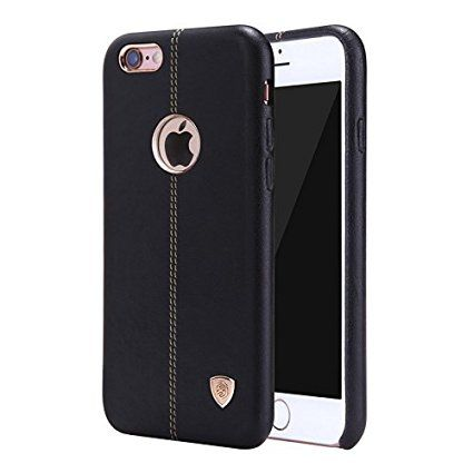 Apple IPhone 6 NILLKIN Englon Series Leather Back Cover for Apple iPhone 6 ,iPhone 6S -Black ,iPhone 6S,6 Leather Case,