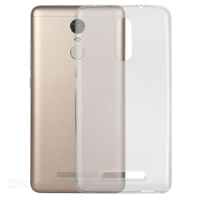 Xiaomi Redmi Note 3 Perfect Fitting High Quality Ultra Thin Transparent Silicon Back Cover