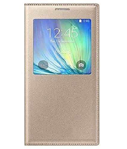 Samsung Galaxy J5 2016 Edition Leather Flip Case Cover