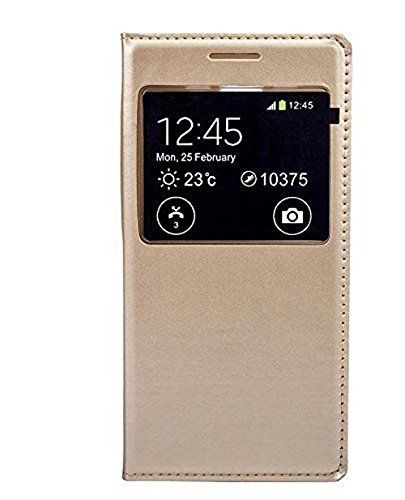 Samsung Galaxy J2 2016 Edition Leather Caller ID Flip Case Cover