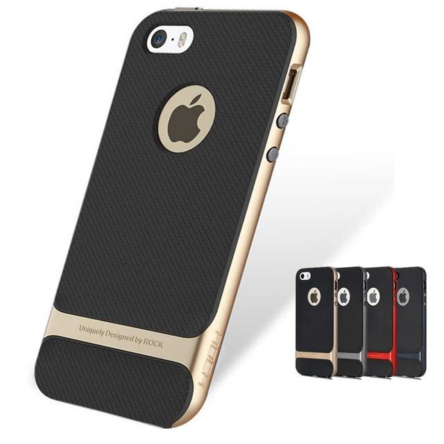 Apple Iphone 5S & 5 Rock Royce Series Case