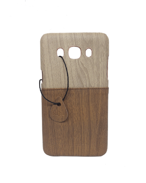 Samusng j5 2016 KAJSA Wooden Cover