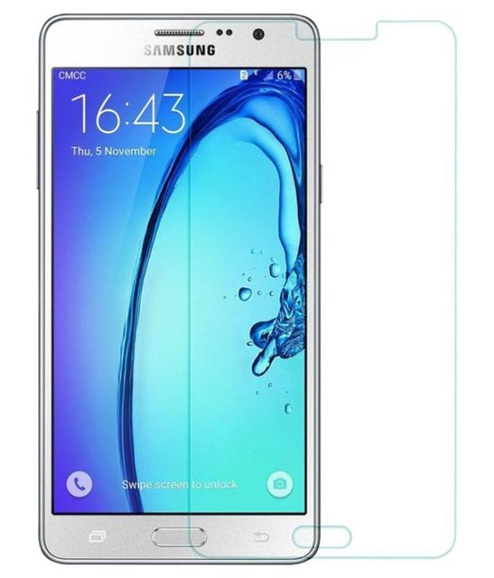 Samsung On5 Pro Tempered Glass