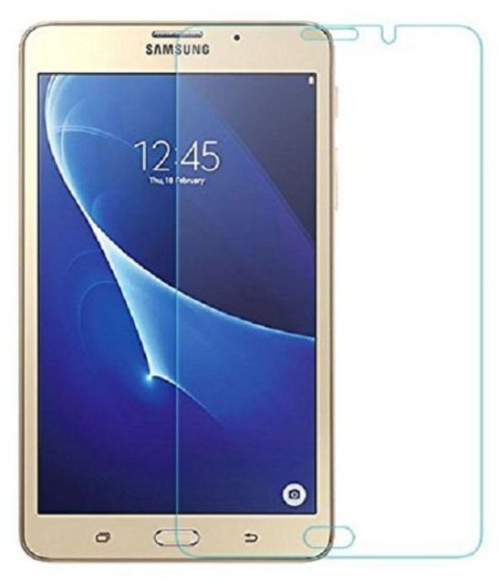 Samsung Galaxy J Max 9H Premium Tempered glass screen protector with FREE Installation Kit