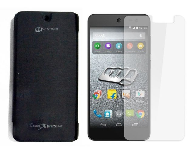 Micromax Canvas Xpress 4G Tempered Glass Screen Protector