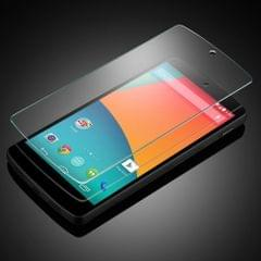 LG Google Nexus 5 - anti shatter Tempered Glass Screen Protector