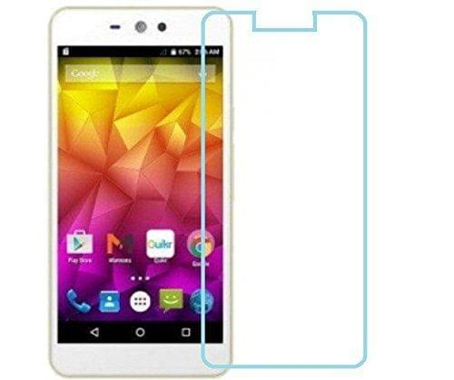 Micromax canvas Selfie (Q349) Tempered Glass Screenguard Mobile Curve Edge Screen Guard