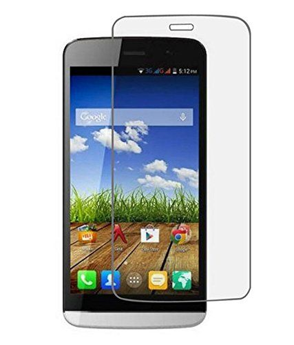 Micromax Canvas XL2 2.5D Curved Edge Tempered Glass Screen Protector