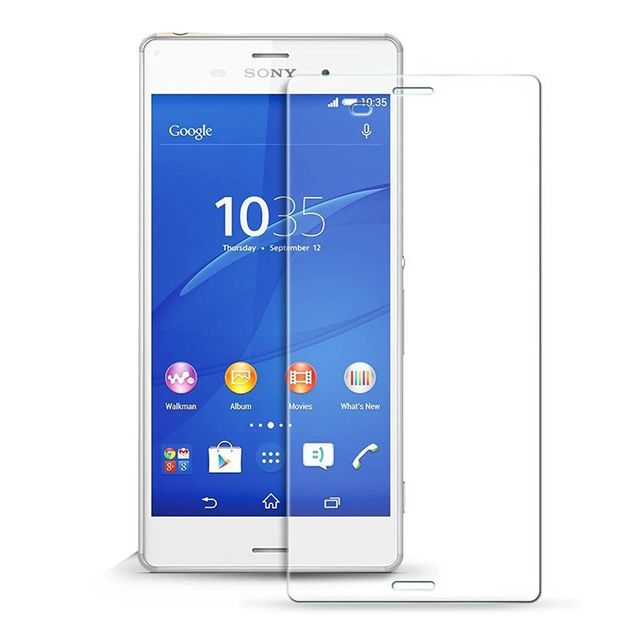 Sony Xperia Z3 Tempered Glass