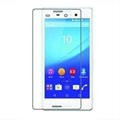 Sony Xperia M4 Aqua Tempered Glass, 9H Hardness Ultra Clear, Anti-Scratch, Bubble Free, Anti-Fingerprints & Oil Stains Coating